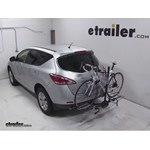 Swagman XTC2 Wheel Mount Hitch Bike Rack Review - 2013 Nissan Murano