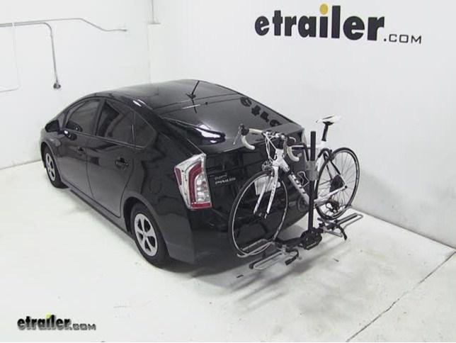 Swagman Xtc2 Wheel Mount Hitch Bike Rack Review 2017 Toyota Prius