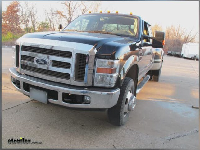 2008 Ford F-250 And F-350 Super Duty Tailgate