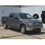 Trailer Brake Controller Installation - 2013 Ford F-150