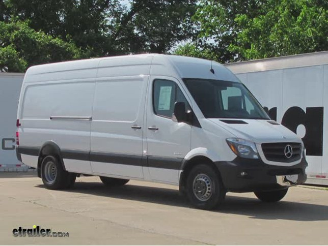 Trailer Brake Controller Installation - 2014 Mercedes-Benz Sprinter ...