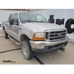 Trailer Brake Controller Installation - 2000 Ford F-250 Super Duty