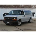 Trailer Brake Controller Installation - 2010 Chevrolet Express Van