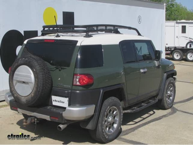 trailer brake controller installation - 2011 toyota fj cruiser - video  video | etrailer com