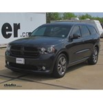 Trailer Brake Controller Installation - 2013 Dodge Durango