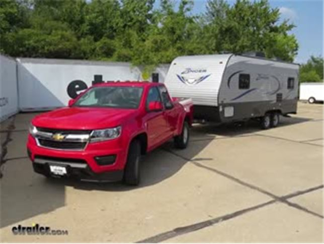 Trailer brake controller installation 2017 chevrolet colorado trailer brake controller installation 2017 chevrolet colorado video etrailer swarovskicordoba Image collections