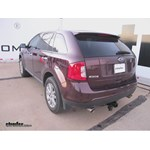 Trailer Brake Controller Installation - 2011 Ford Edge