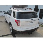 Trailer Brake Controller Installation - 2014 Ford Explorer