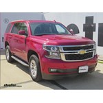 Trailer Brake Controller Intsallation - 2015 Chevrolet Tahoe