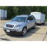 Trailer Brake Controller Installation - 2012 GMC Acadia