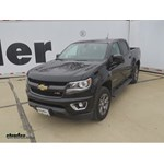 Trailer Brake Controller Installation - 2015 Chevrolet Colorado