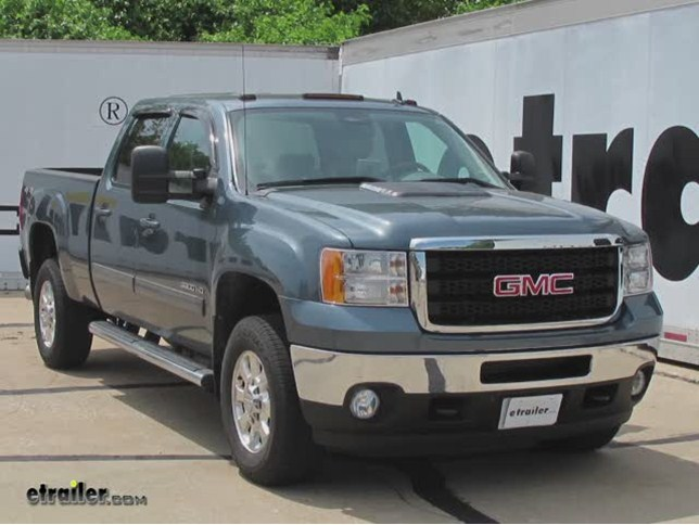 install tekonsha prodigy p3 trailer brake controller 2011 gmc sierra 90195_644 trailer brake controller installation 2011 gmc sierra video  at reclaimingppi.co