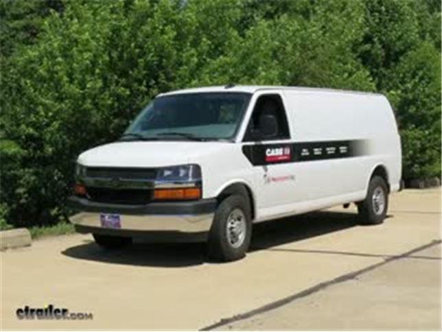 Chevy Express Van >> Trailer Brake Controller Installation 2017 Chevrolet Express Van