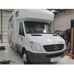 Trailer Brake Controller Installation - 2013 Mercedes-Benz Sprinter