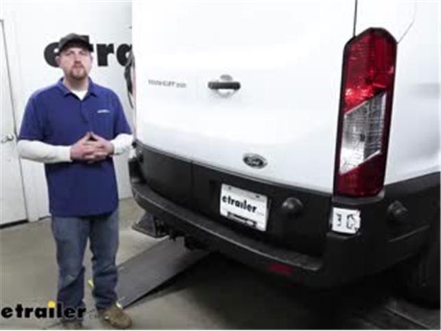 Tekonsha OEM Replacement Vehicle Wiring Installation - 2019 Ford Transit  T250 Video | etrailer.cometrailer.com
