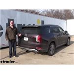 Tekonsha T-One Vehicle Wiring Harness Installation - 2020 Hyundai Palisade