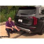 Tekonsha T-One Vehicle Wiring Harness Installation - 2020 Kia Telluride