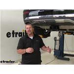 Tekonsha ZCI Circuit Protected Vehicle Wiring Harness Installation - 2018 Mercedes-Benz GLS- Class