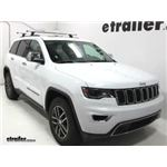 Thule Roof Rack Installation - 2018 Jeep Grand Cherokee