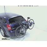 Thule Apex 4 Hitch Bike Rack Review - 2005 Dodge Magnum