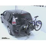 Thule Apex 4 Hitch Bike Rack Review - 2006 Mazda 5