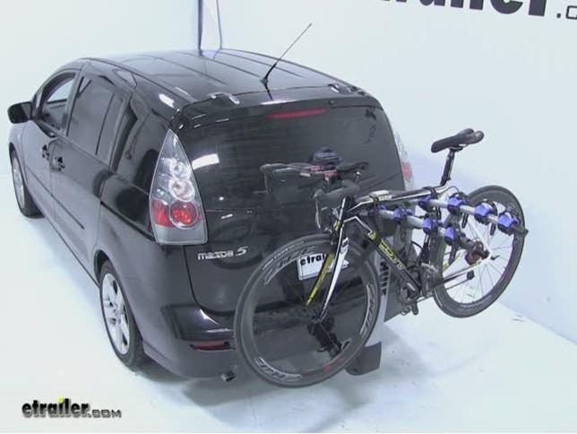 Thule Apex 4 Hitch Bike Rack Review