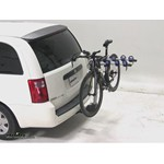 Thule Apex 4 Hitch Bike Rack Review - 2008 Dodge Grand Caravan