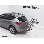 Thule Apex 4 Hitch Bike Rack Review - 2010 Nissan Murano