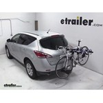 Thule Apex 4 Hitch Bike Rack Review - 2013 Nissan Murano