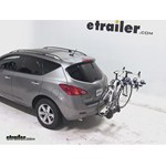 Thule Apex 4 Swing Hitch Bike Rack Review - 2010 Nissan Murano