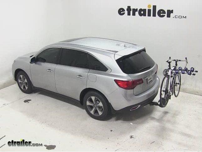install thule apex swing 4 bike rack 2014 acura mdx th9027_644 recommended trailer hitch and bumper clearance for 2015 acura mdx