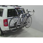 Thule Archway Trunk Mount Bike Rack Review - 2013 Jeep Patriot