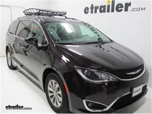 install thule canyon xt roof cargo basket 2017 chrysler pacifica th859xt_644 2017 chrysler pacifica factory trailer wiring chrysler pacifica Chrysler 2017 Pacifica Interior at bayanpartner.co