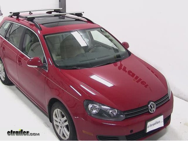 jetta sportwagen roof rack weight limit racks blog ideas