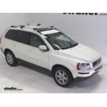 Thule AeroBlade Crossroad Roof Rack Installation - 2007 Volvo XC90