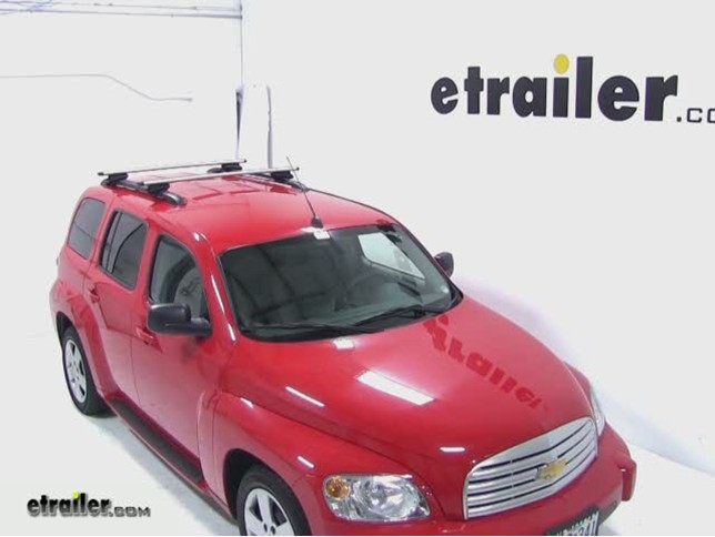 thule roof rack installation instructions