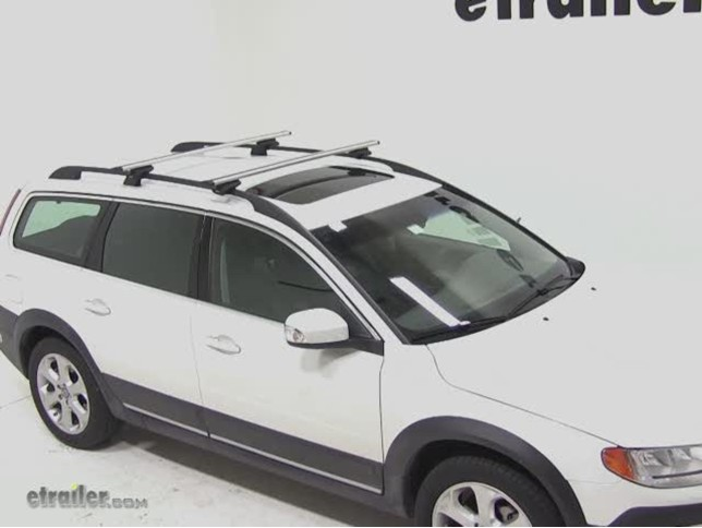 Volvo roof racks