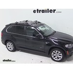 Thule AeroBlade Crossroad Roof Rack Installation - 2013 BMW X5