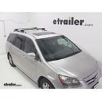 Honda Odyssey Roof Rack Etrailer Com