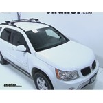 Thule Crossroad Roof Rack Installation - 2007 Pontiac Torrent