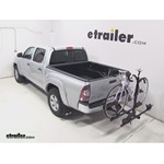 Thule Doubletrack Hitch Bike Rack Review - 2013 Toyota Tacoma