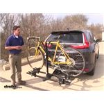 Thule Doubletrack Hitch Bike Rack Review - 2007 Honda CR-V