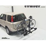 Thule Doubletrack Hitch Bike Rack Review - 2001 Honda CR-V