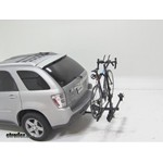 Thule Doubletrack Hitch Bike Rack Review - 2005 Chevrolet Equinox