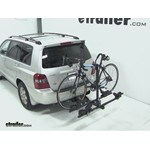 Thule Doubletrack Hitch Bike Rack Review - 2006 Toyota Highlander