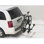 Thule Doubletrack Hitch Bike Rack Review - 2008 Dodge Grand Caravan