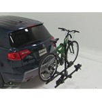 Thule Doubletrack Hitch Bike Rack Review - 2009 Acura MDX