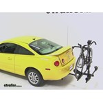 Thule Doubletrack Hitch Bike Rack Review -  2009 Chevrolet Cobalt