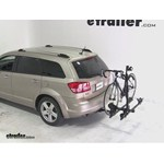 Thule Doubletrack Hitch Bike Rack Review - 2009 Dodge Journey