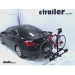Thule Doubletrack Hitch Bike Rack Review - 2009 Honda Accord